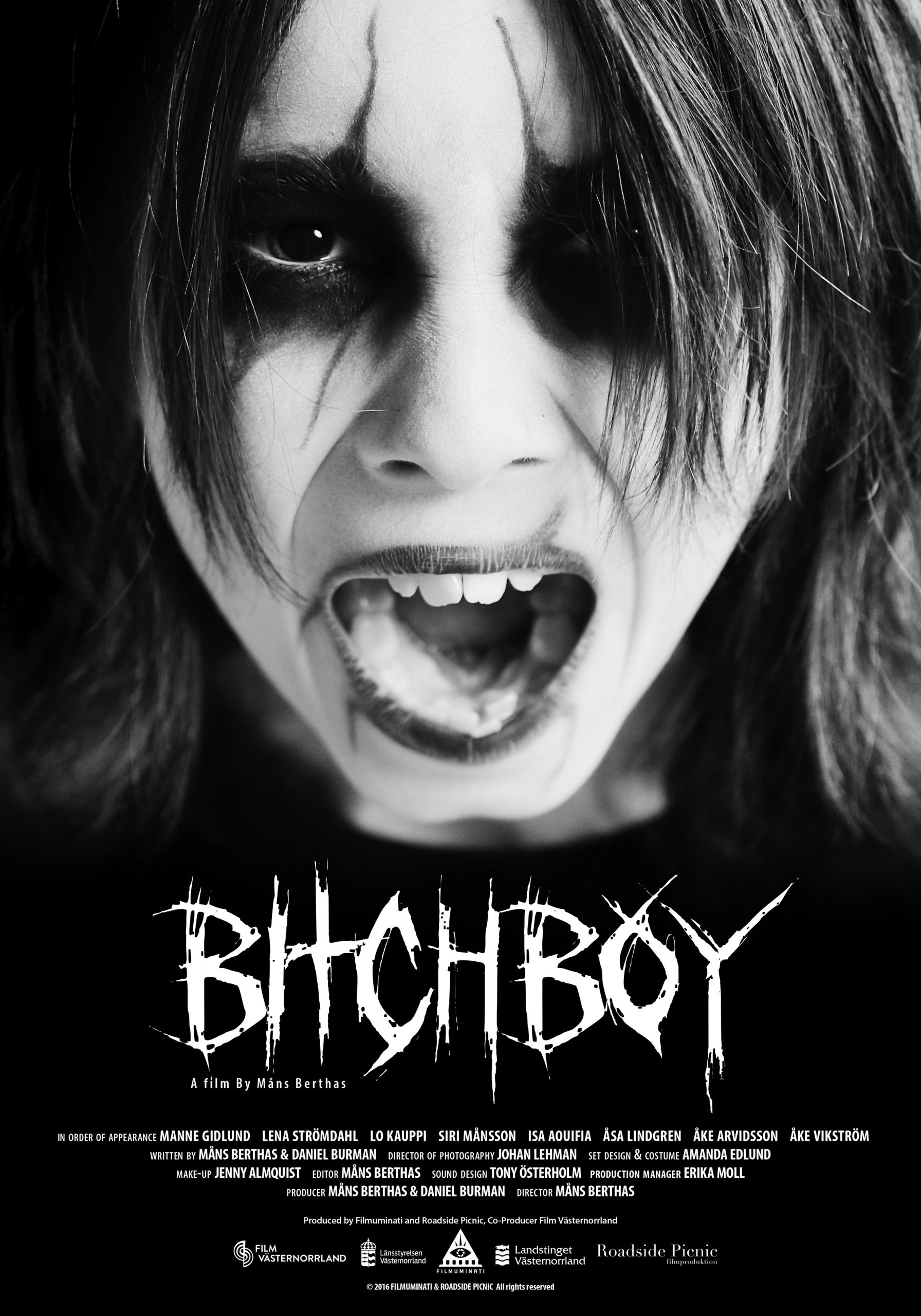 Bitchboy, 2016